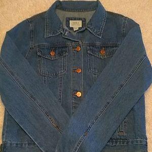 Forever 21 Jean jacket.